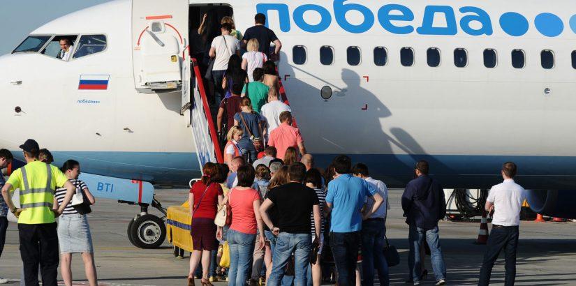 Лоукостер «Победа» прекращает полеты в Иркутск из-за конфликта с аэропортом